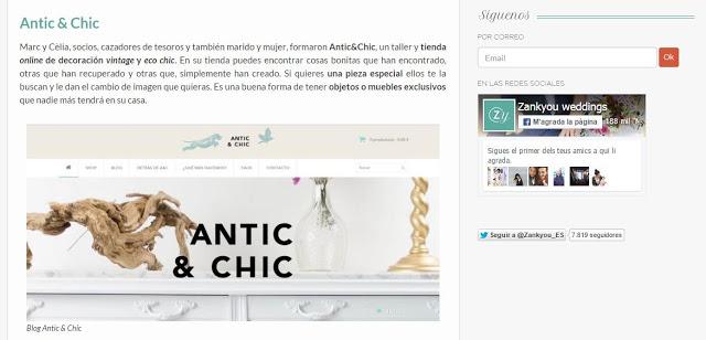 Zanyou Weddings - El casado casa quiere. ¡Los 15 mejores blogs de decoración que te inspirarán!