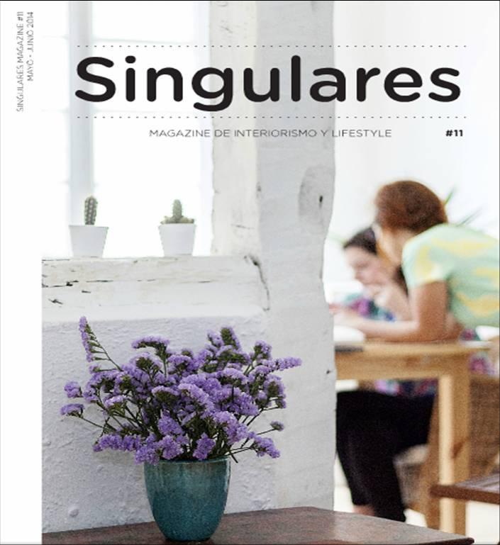 Singulares Magazine - Antic&Chic